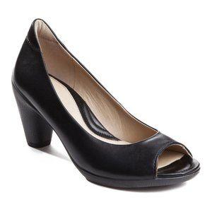 ECCO SCULPTURED 65 SANDAL Size 38 EUR 7-7.5